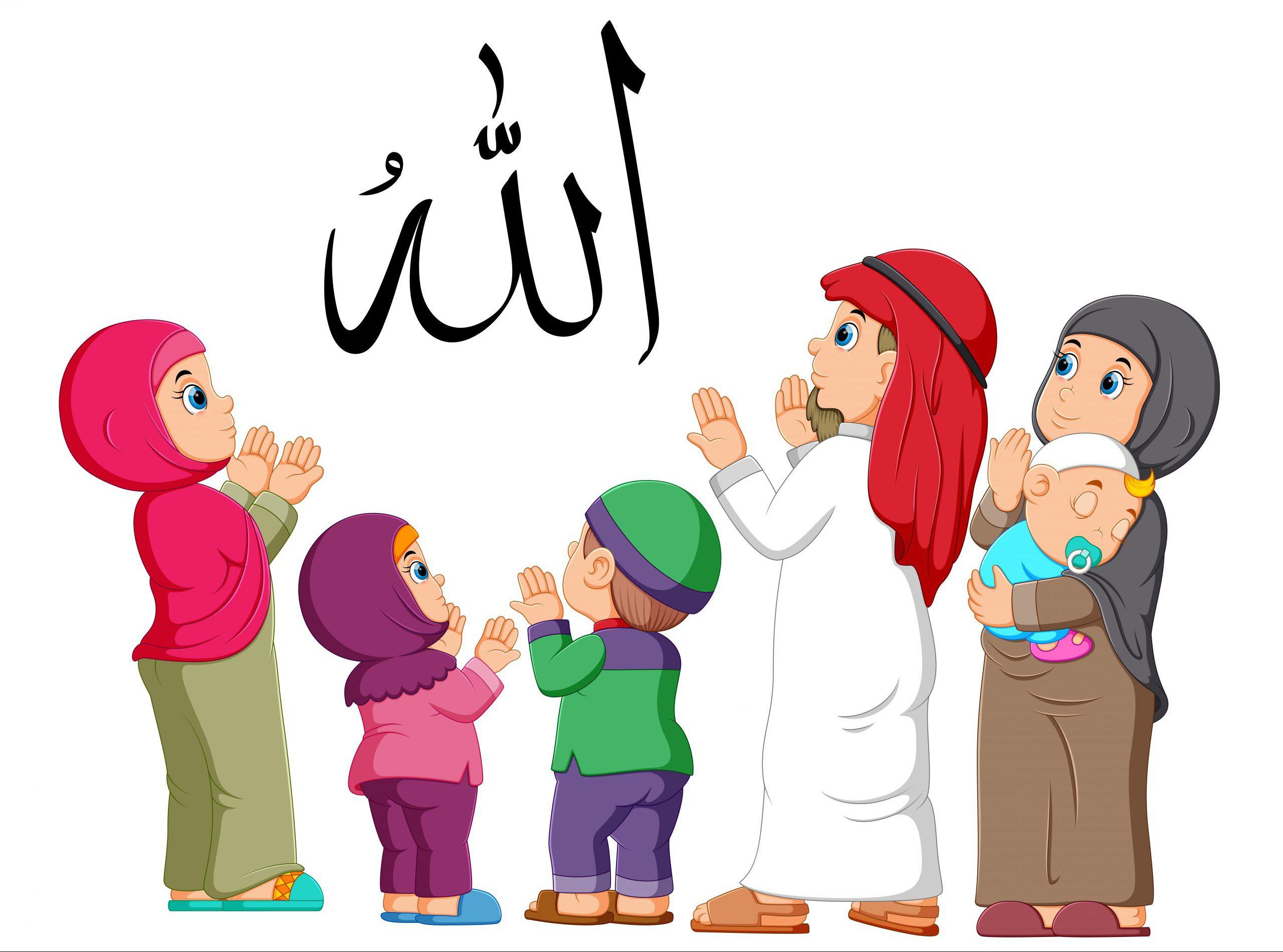 Islamitische lessen voor een gelukkig gezin