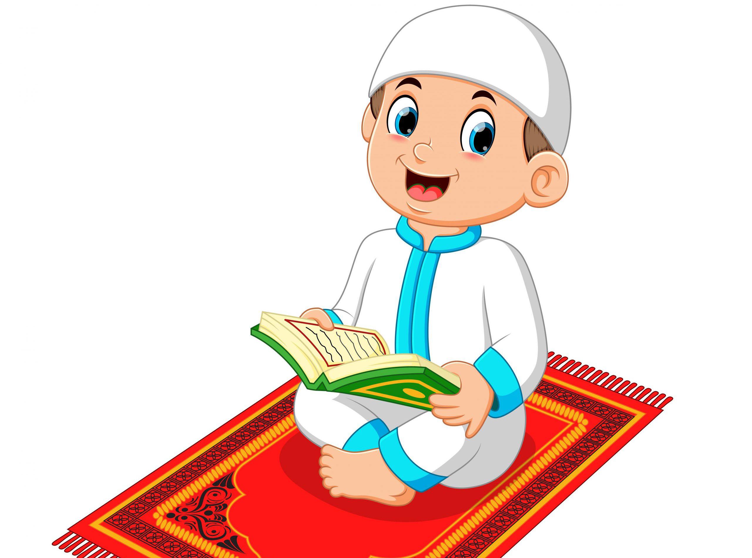 Islamitische lessen voor jongens