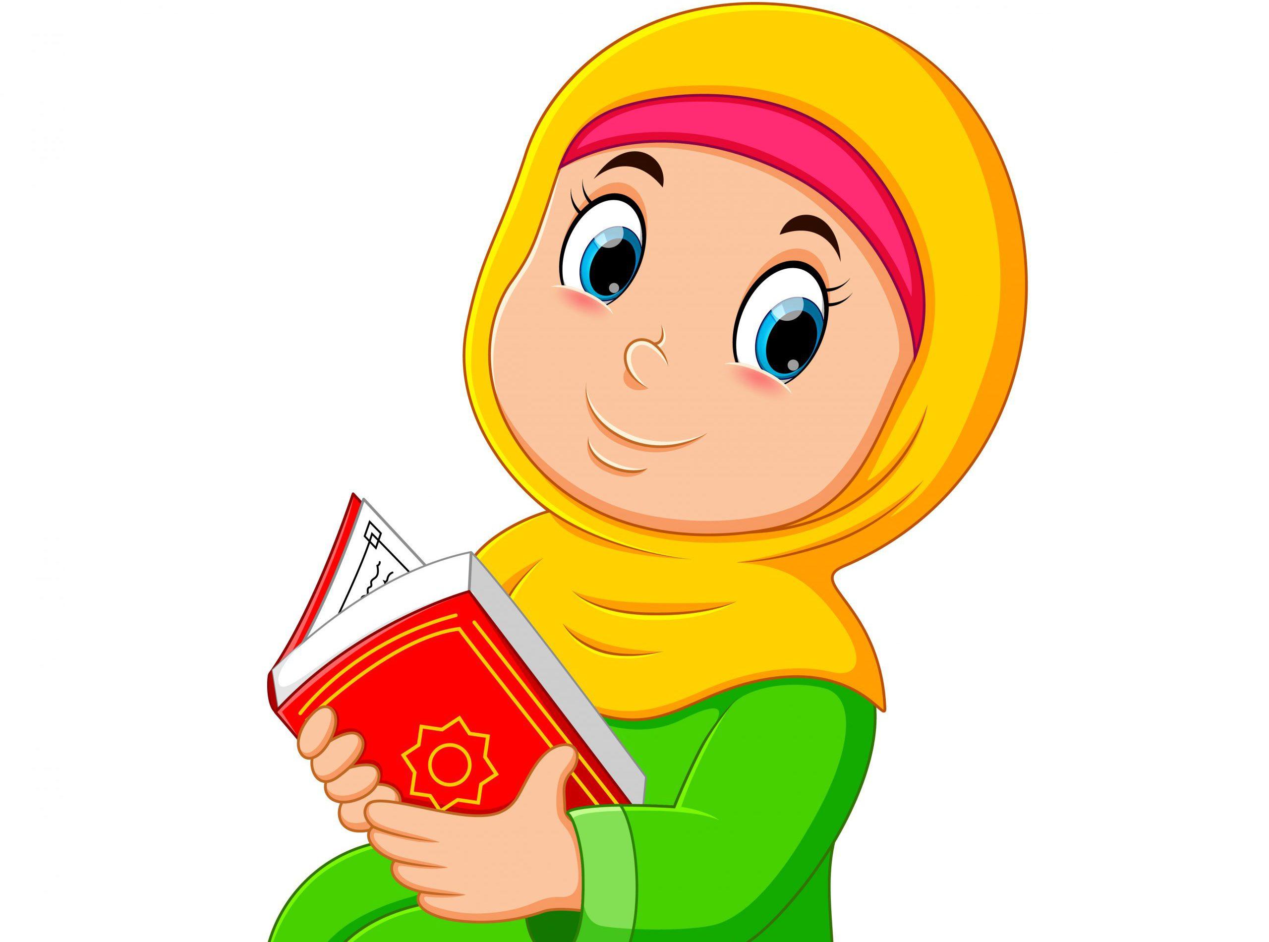 Islamitische lessen voor meisjes